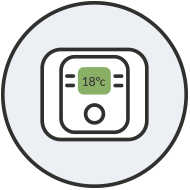 Worcester Bosch Comfort II Thermostat