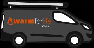 Warm for Life Van
