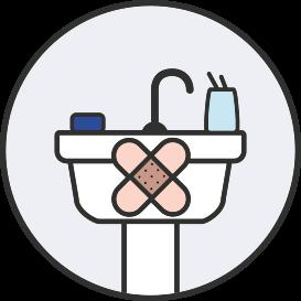 General plumbing and repair jobs