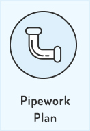 Warm for life pipework plan